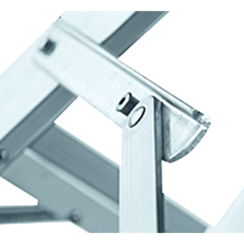 Seventec 302 stepladder with treads, double-sided access (Detail-Studio)